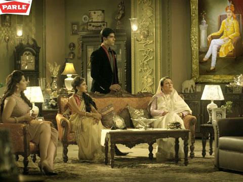 Parle Top Spin Feat. Bengali Filmstar Shubhashree